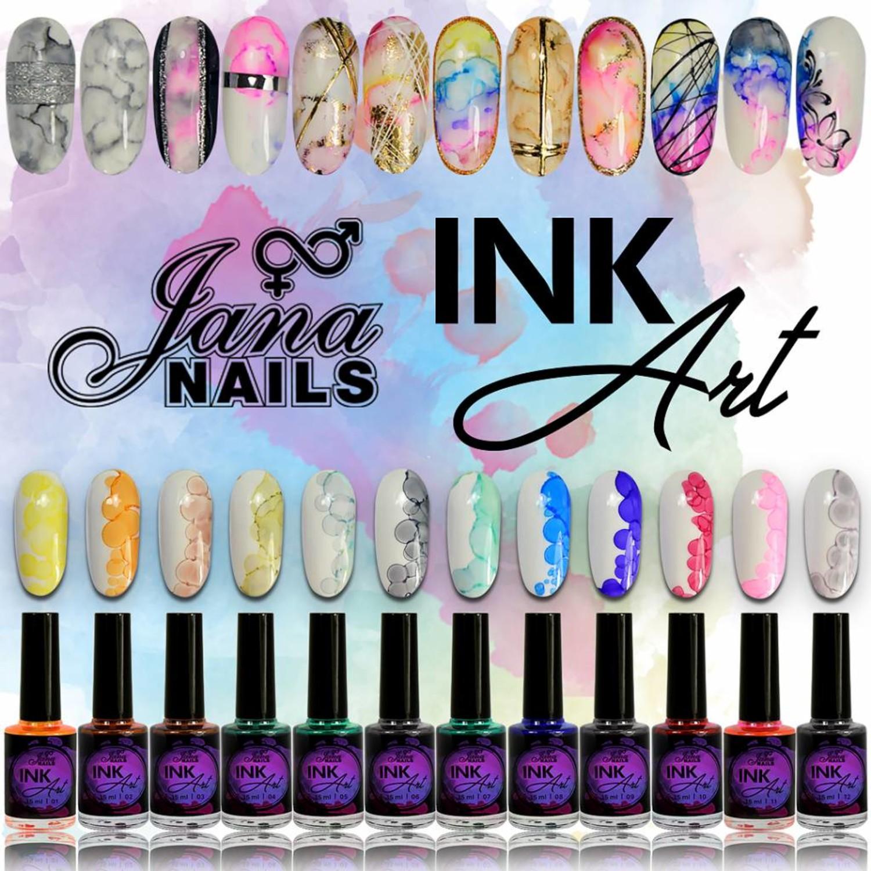 Acrygel - Glitzy nude 50 ml - Jana nails - Jana Nails