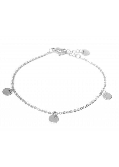 Label Kiki Label bracelet silver