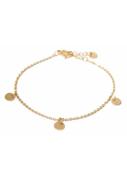 Label Kiki Label bracelet gold