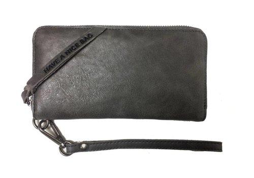 Labelsz Classic Wallet Dark Grey