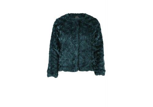 Saint Tropez Faux fur Jacket