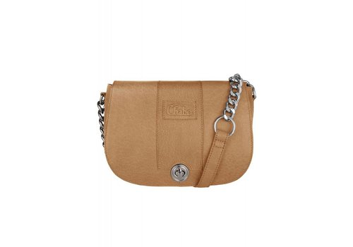 Chabo Chain Bag Tampa Camel