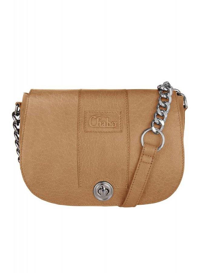 Chain Bag Tampa Camel