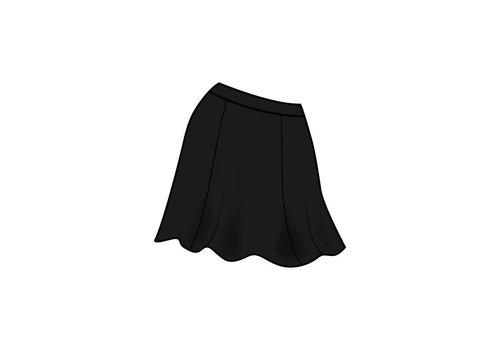 NA-KD circle cut skirt