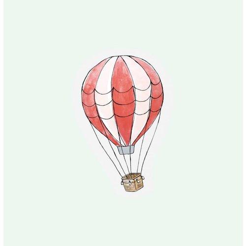 Cut out Cards - Hot Air Balloon