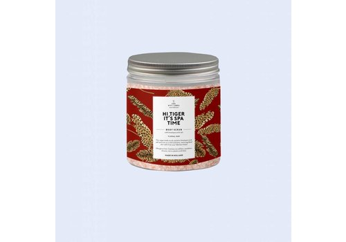 The Gift Label Himalayan Body Scrub Hi Tiger