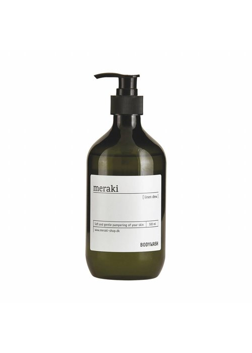 Meraki Body wash, Linen dew, 500 ml