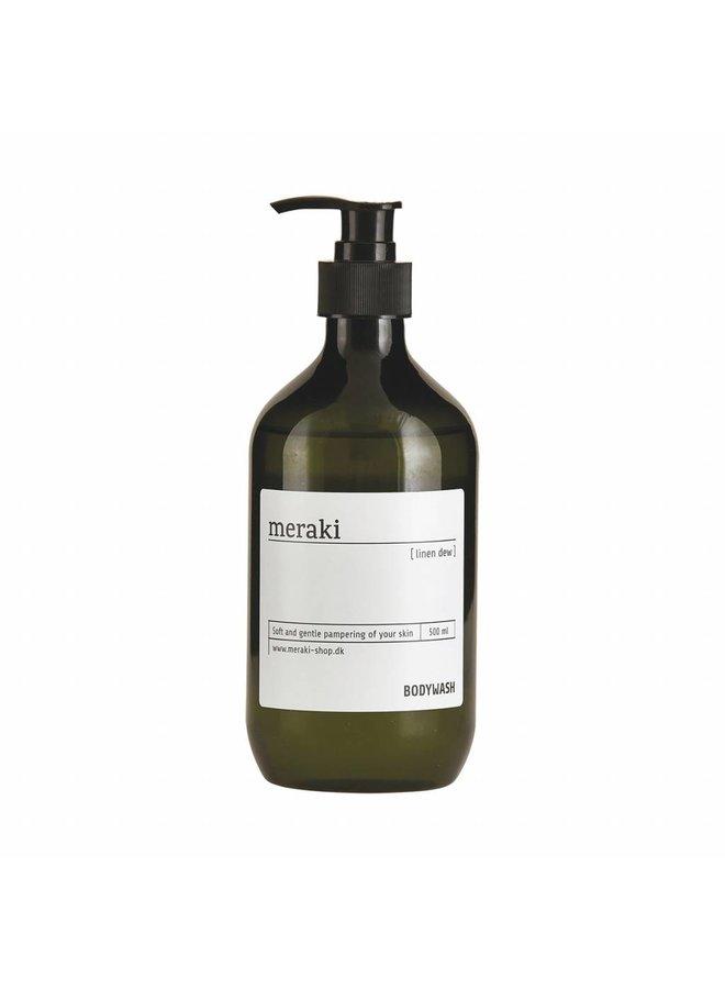 Body wash, Linen dew, 500 ml
