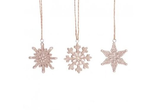 Lifestyle Hanger Snowflake