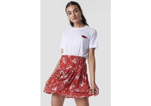 Rut & Circle Frill Skirt
