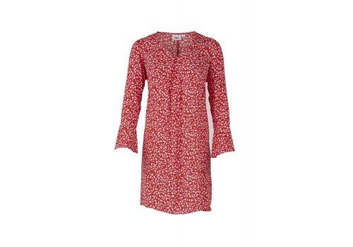 Saint Tropez LEAF P WOVEN DRESS