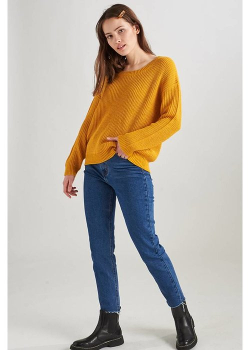 24colours 40578b Pullover