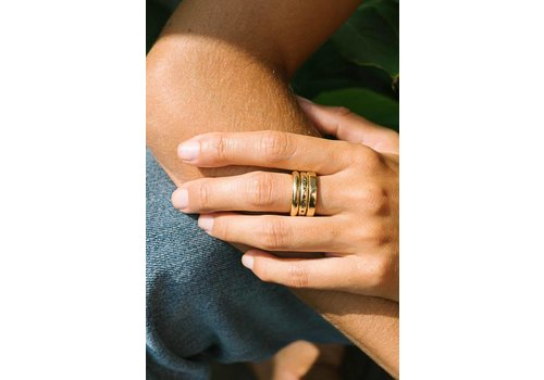 Wildthings Collectables Pebble Ring