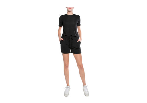 Things I Like Things I Love Sacha Two Piece Black One Size
