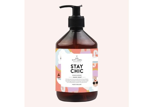 The Gift Label Handsoap Stay Chic