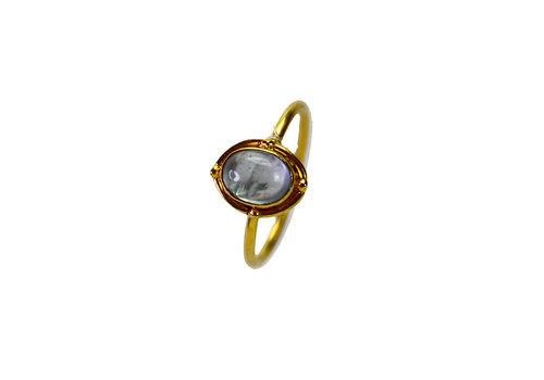 Josephina Jewelry Gold Aquamarine Fever