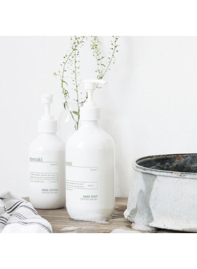 Hand soap, Pure