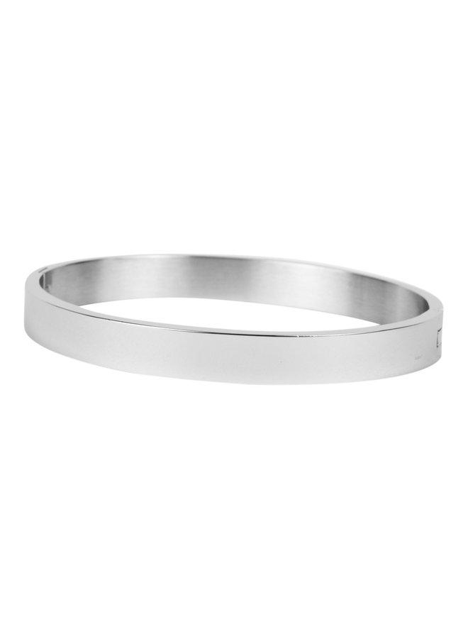 2034 6mm - zilver - M