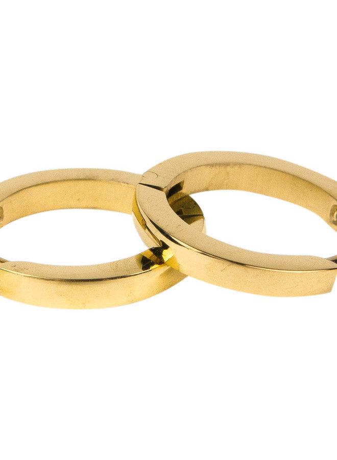 1831 Bolle Buis ø 1.2 cm 0.2 cm - goud