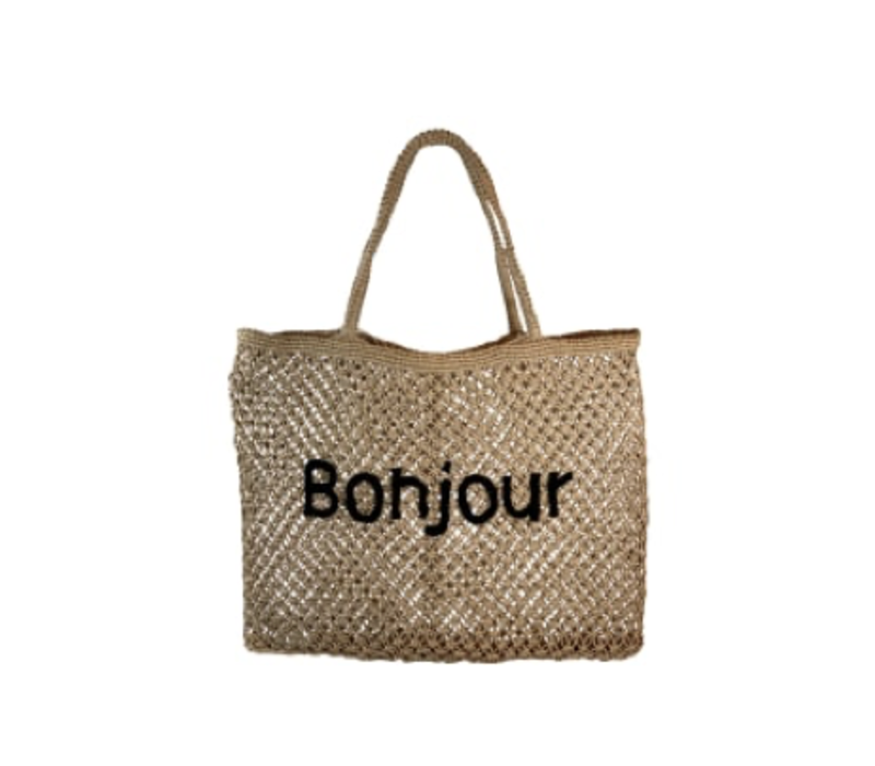 VENICE beach bag BONJOUR