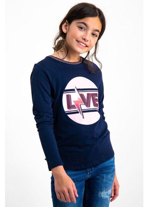 Garcia Girls T-shirt LS