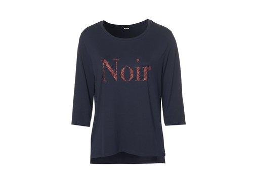 NUKUS Noir T-shirt