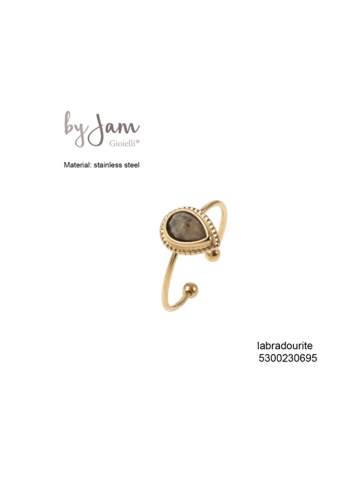By Jam Gioielli Ring 5300230695