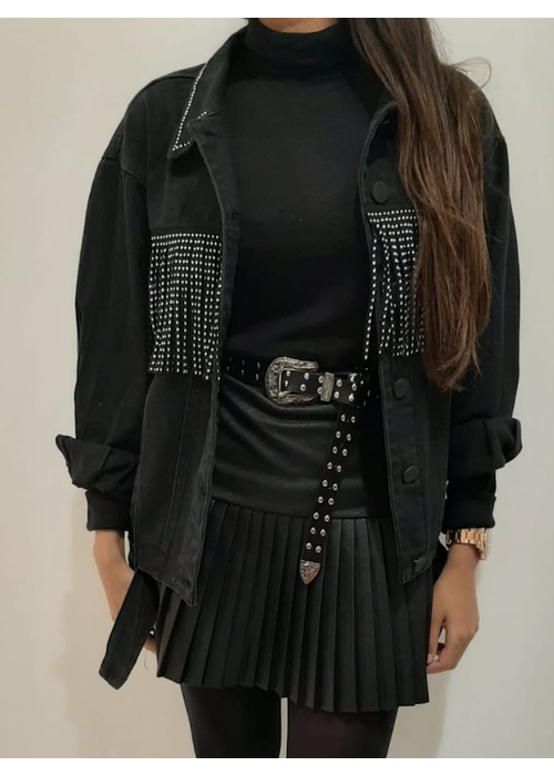 Bloggerfields only Skirt Faux Leather