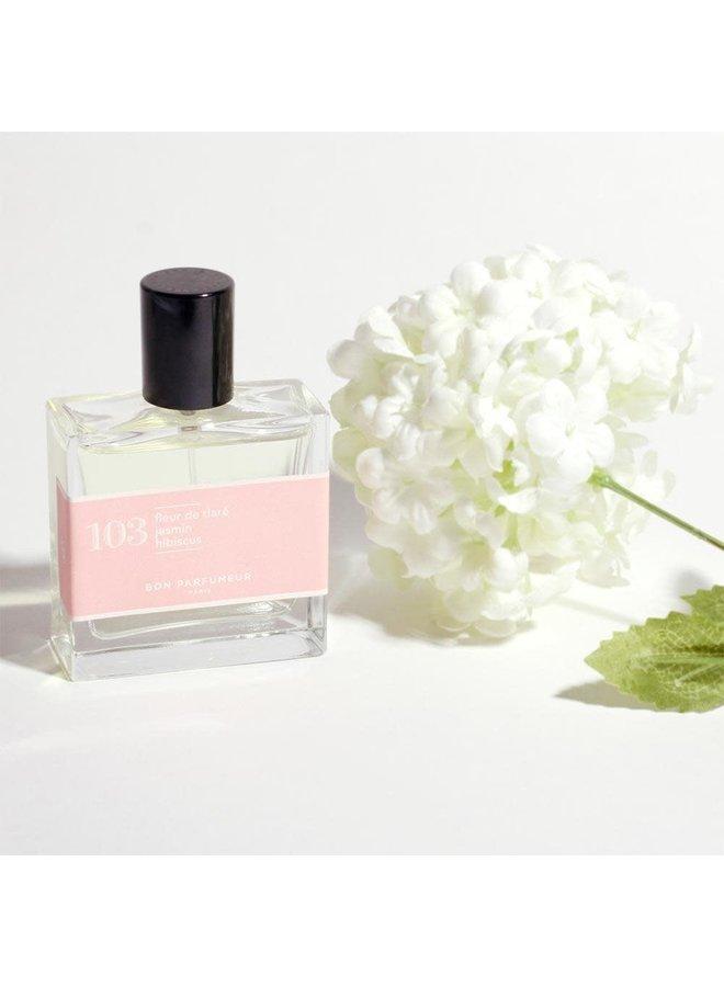 103 tiare flower/jasmine/hibiscus