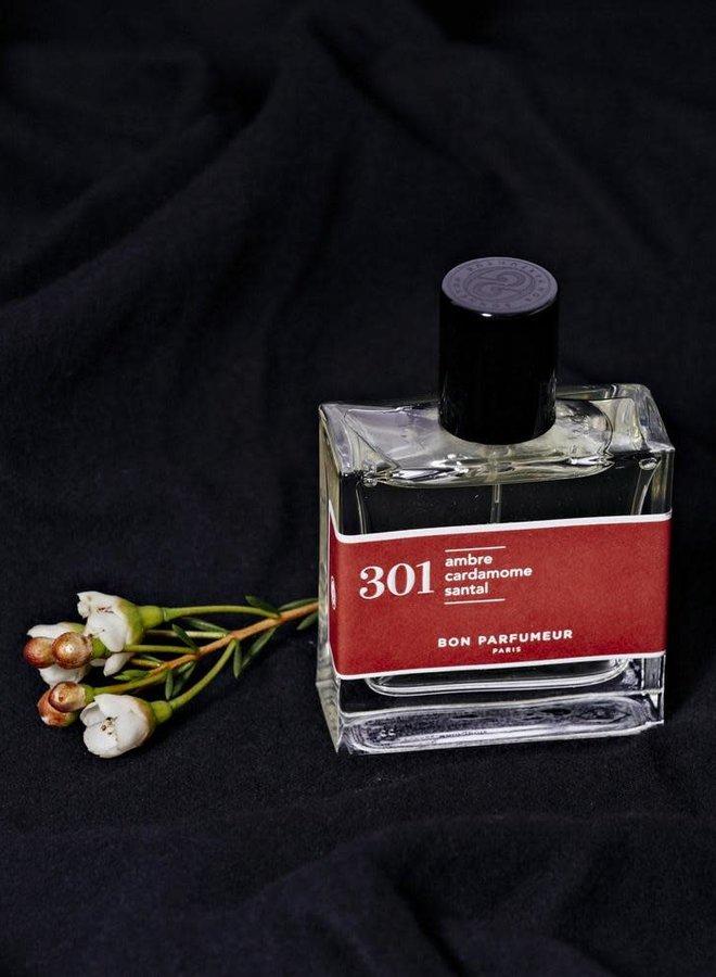 301 sandalwood/amber/cardamom