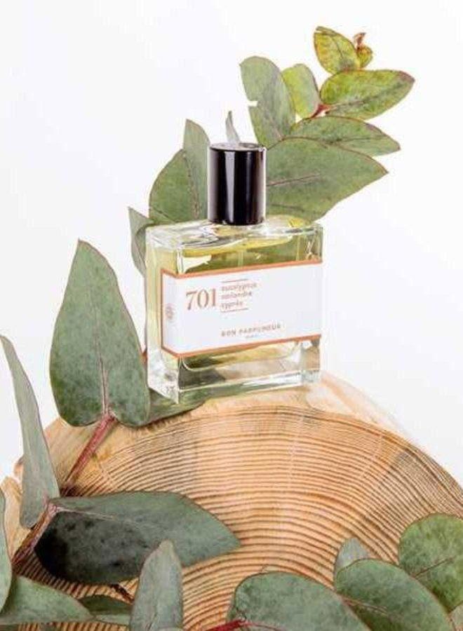 701 eucalyptus/coriander/cypress