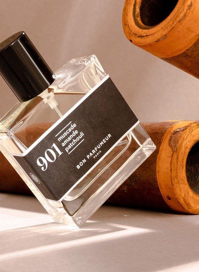 901 nutmeg/almond/patchouli