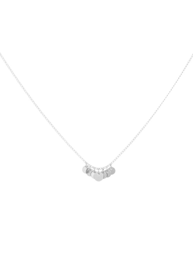 Ketting zilver – 7 rounds