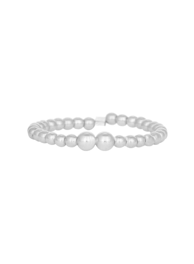 Ring zilver – mix