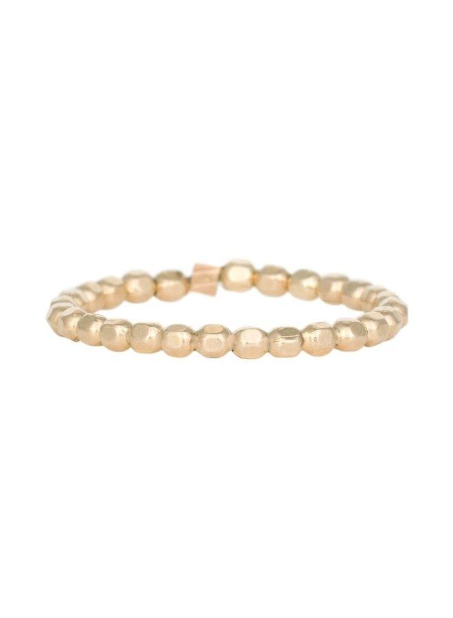 Ring goud – facet