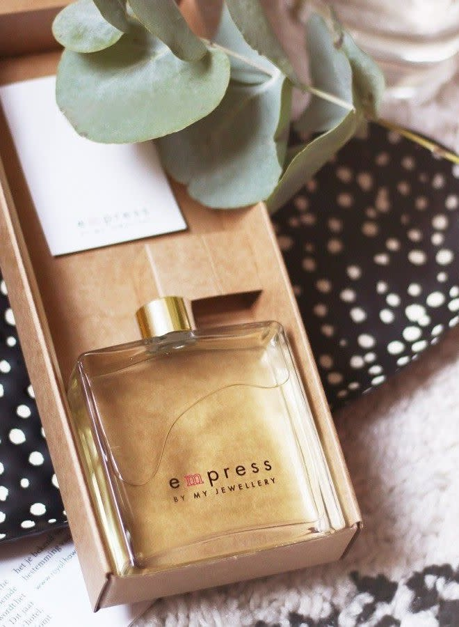 EMPRESS Perfume Sticks Zilver ONESIZE