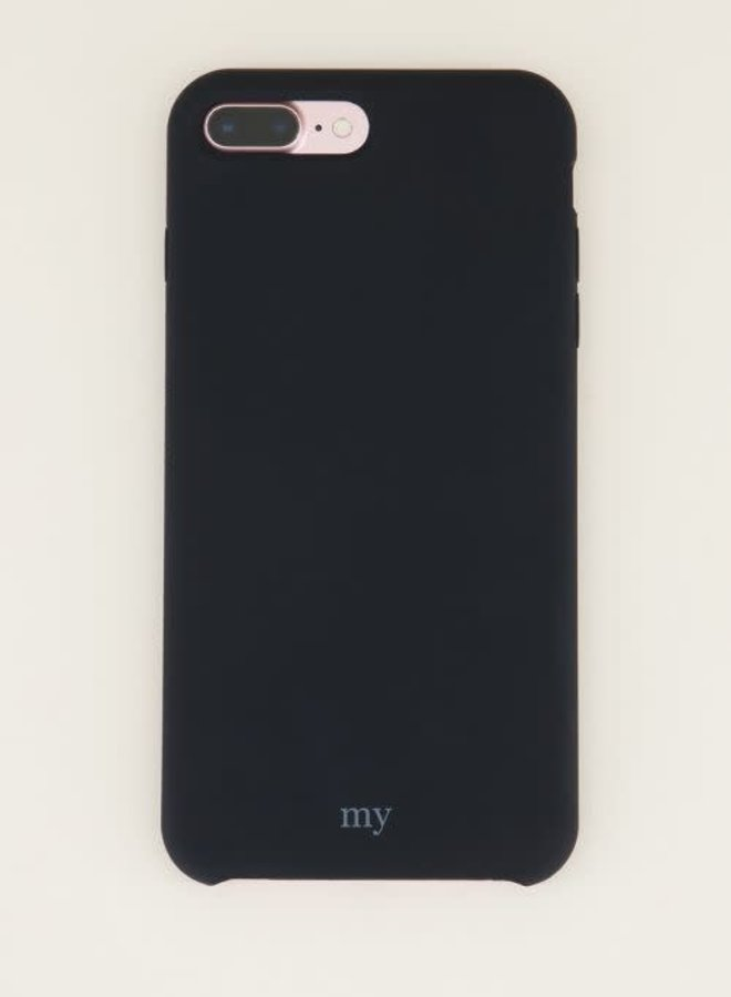 Siliconen telefoonhoesje  Zwart IPHONE 11 PRO