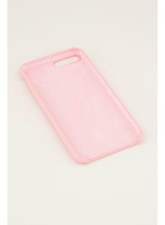 Siliconen telefoonhoesje  Roze IPHONE11 PRO