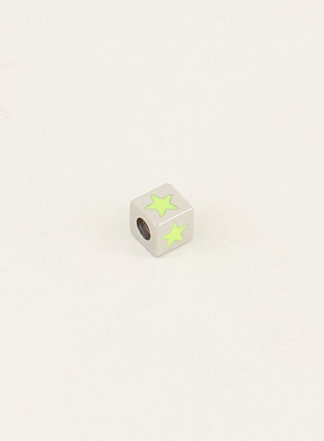 Cubes bedel sterretje