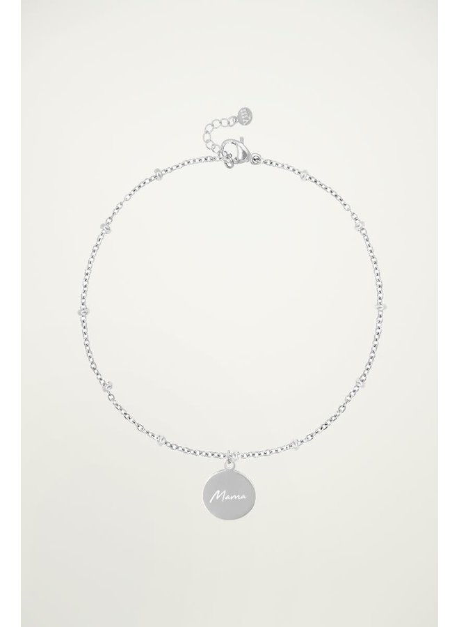 Bracelet Mama Zilver