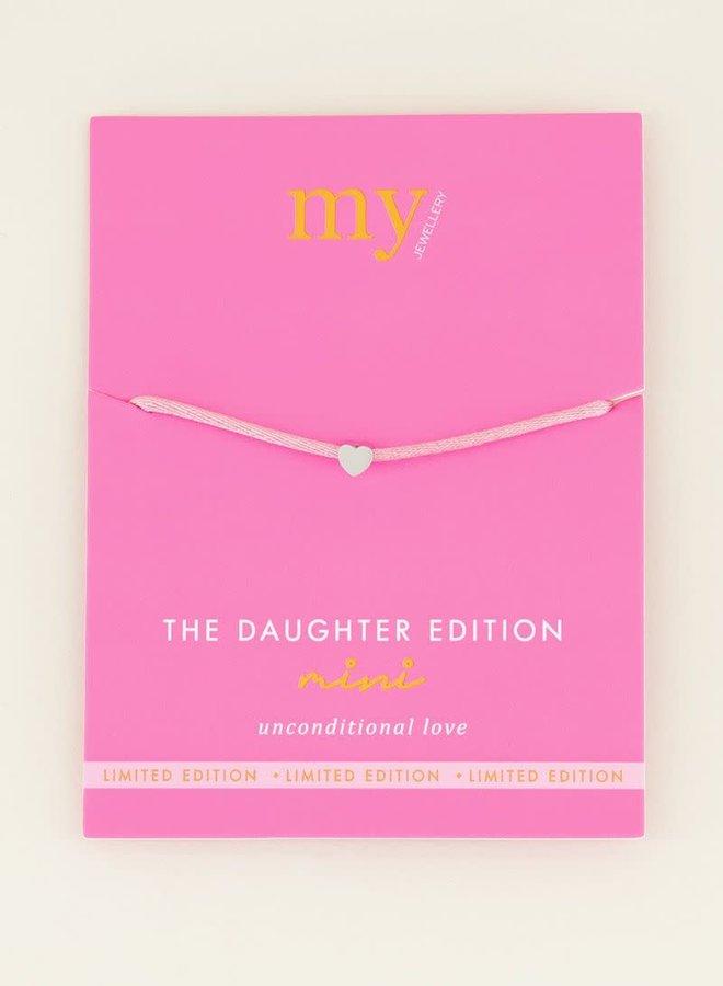 Dochter armband mini los