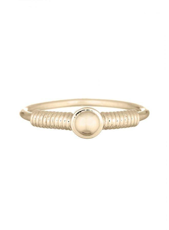 Ring goud – around