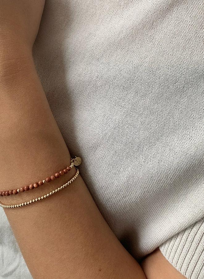 Armband goud – starstone