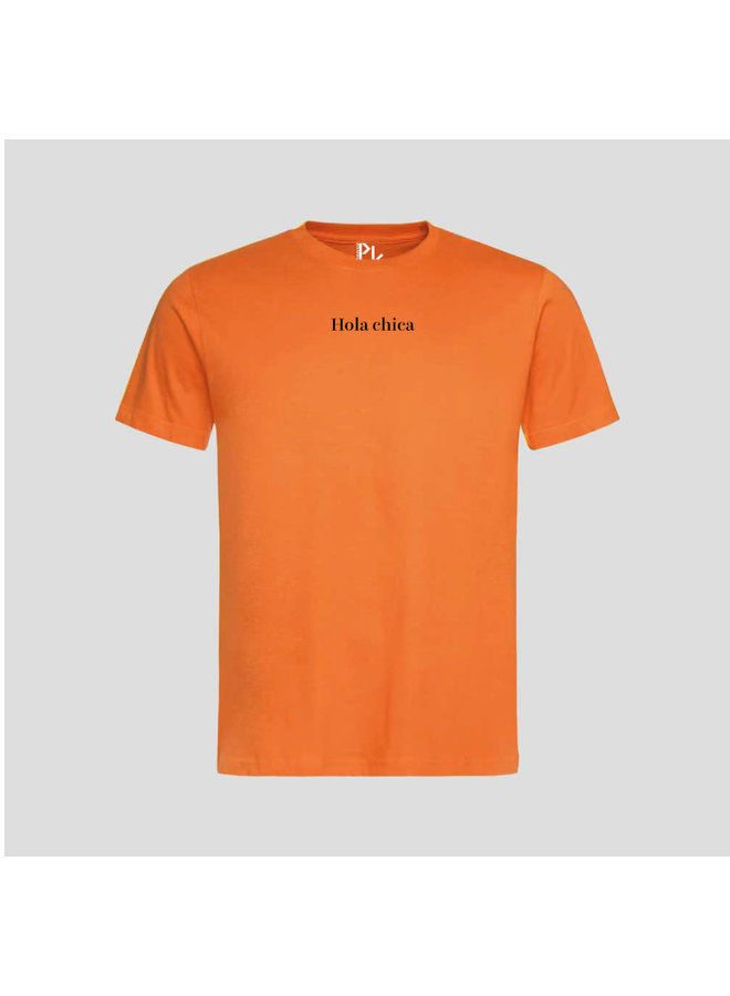 T-Shirt Hola Chica