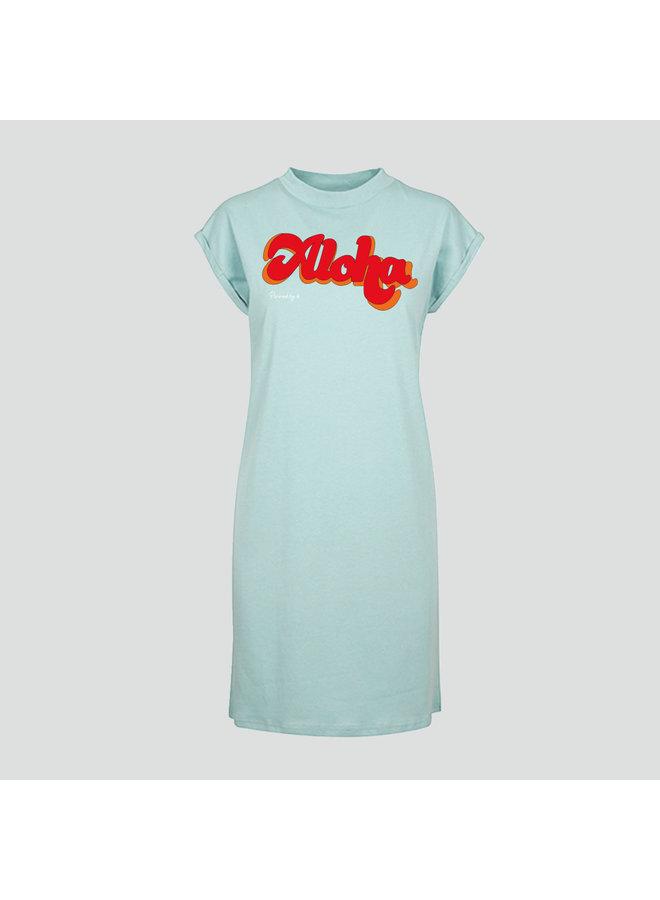 T-shirtdress Aloha