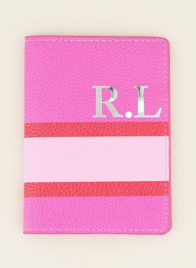 Roze paspoorthoes