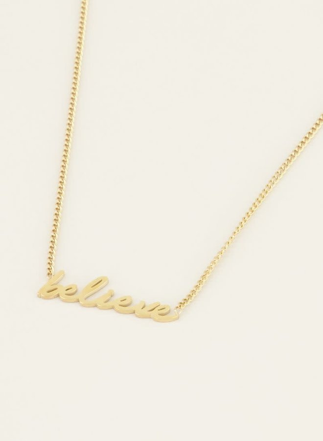Ketting believe