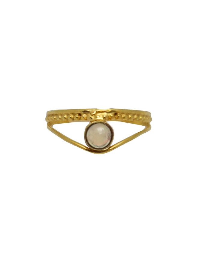 Gold Opal Eye