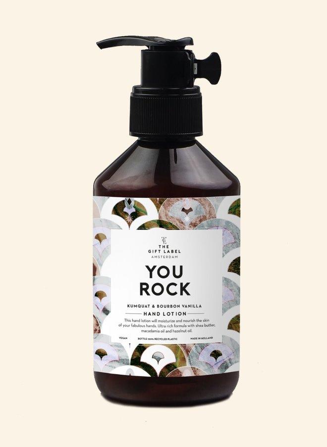 Hand lotion V2 - You rock