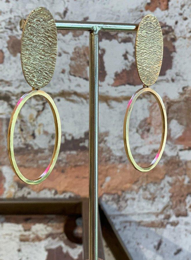 Yin Yang Drop (oval)